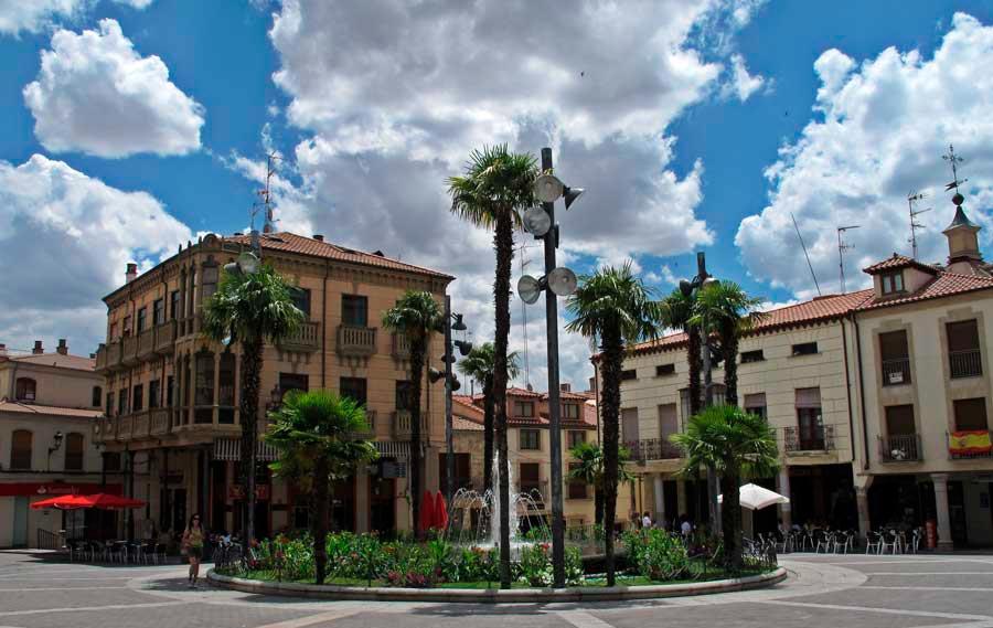 Plaza-Mayor-de-Alba-de-Tormes