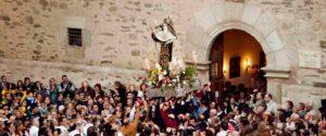 Fiestas patronales Alba de Tormes